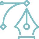Icone vectorisation